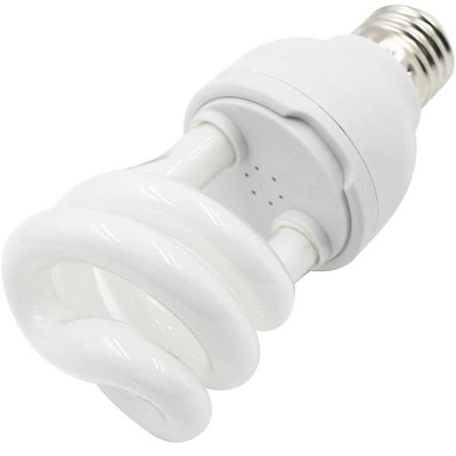 ulable 10.0/5.0 luz ultravioleta UVB para tortuga reptil Lagarto compacto Globe E27 13.00 wattsW