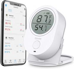 termómetros para terrarios