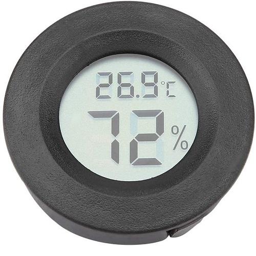 termometro e higrómetro digital