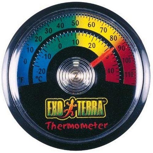termometro exoterra para camaleones