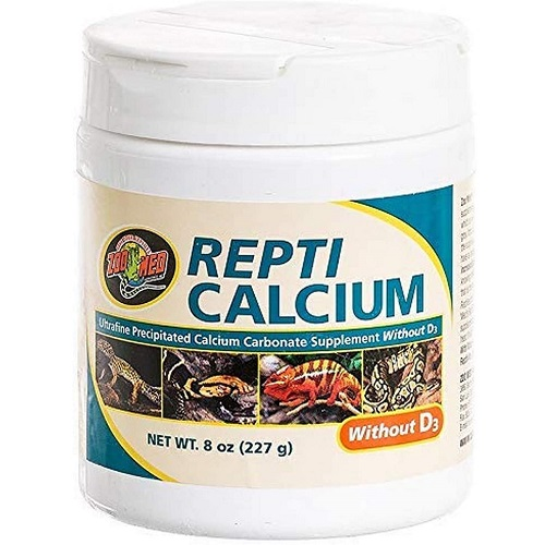 calcio para camaleones con vitamina d