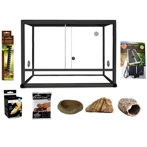 terrario para camaleon barato