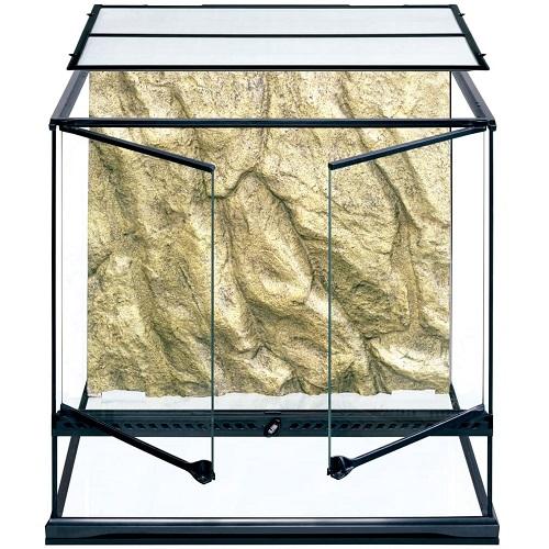 terrario exo terra para camaleón en oferta